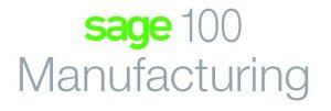 Sage 100 manufacturing Sage 100C manufacturing Sage 100Cloud Manufacturing