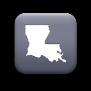 119286-matte-grey-square-icon-culture-state-louisiana