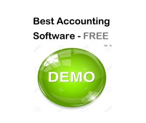 Free Demo, trial, test drive, compare, review, accounting software