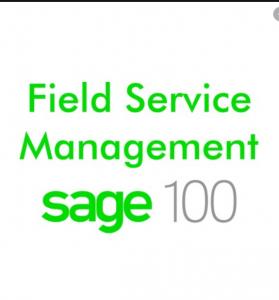 Sage 100 field service software, Sage 100 field service, field service sage 100, field service for Sage 100, Sage 100 field service software