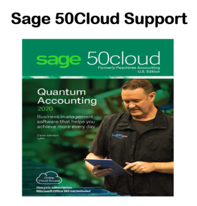 Sage 50Cloud Support