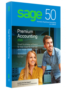 Sage 50Cloud Support, Sage 50 Premium