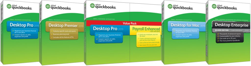 QuickBooks Desktop for Business - Accounting Business