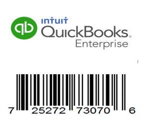 QuickBooks Barcode