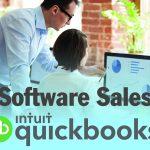 Intuit QuickBooks Software Sales