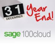 Sage 100 Year End Close Checklist