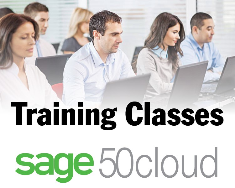 Sage 50, Sage 50C, Sage 50 Cloud, Sage 50cloud, training, accounting, assistance