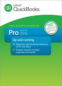 QuickBooks 2016 QuickBooks system requirements