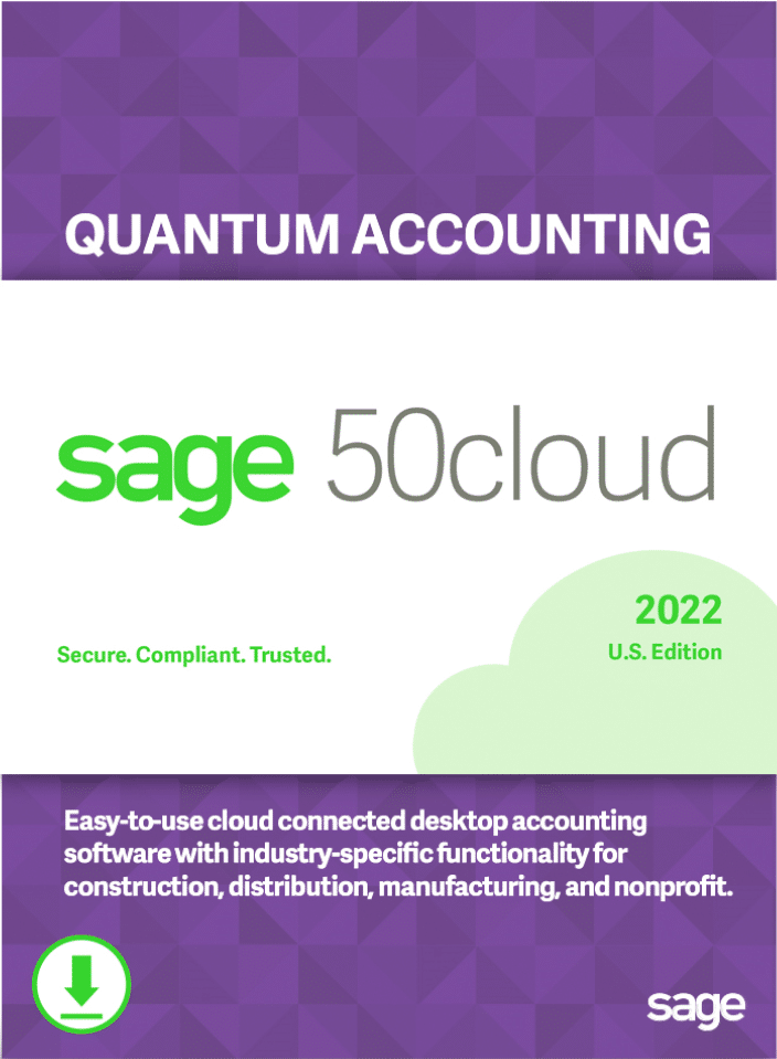 Find Sage 50 Quantum Price - Buy Sage 50 Quantum From Us, Free Test Upgrade And Discover Promotional pricing for Sage 50 And Cost to Upgrade. Learn How Much Does Sage 50 Cost and Get the Best Price.