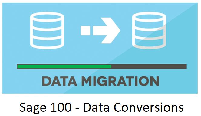 Sage 100 Data MIgrations