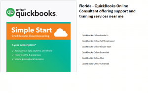 Find QuickBooks Online Florida Consultant Accountant Proadvisor near me QuickBooks ProAdvisor Phone Number near me Learn QuickBooks Online with Training Classes from QuickBooks Consultant Near me Jacksonville, Miami, Tampa, Naples, Orlando, St Petersburg, Hialeah, Port St Lucie, Cape Coral, Tallahassee, Fort Lauderdale, Pembroke Pines, Hollywood, Miramar, Gainesville, Coral Springs, Leigh Acres, Palm bay, Clearwater, Brandon, Lakeland, West Palm Beach, Pompano Beach, Spring Hill, Miami Gardens, Davie, Boca Raton, Fort Meyers, Plantation, Riverview, Sunrise, Deltona, Palm Coast, Alafaya, Miami Beach, Largo, QuickBooks online near me, QuickBooks online Consultant, QuickBooks online Training, QuickBooks online Support, QuickBooks online Proadvisor, QuickBooks online classes, QuickBooks online training, QuickBooks online training classes, QuickBooks online training class, QuickBooks online class, QuickBooks online Consultant near me, QuickBooks online consulting near me, QuickBooks online custom report writer, QuickBooks online advanced Reports, QuickBooks online Advanced Reporting, QuickBooks Online Advanced Reporting, QuickBooks online expert near me, QuickBooks online help near me, QuickBooks online setup services near me, QuickBooks online Training near me, Sage 50cloud accounting software, QuickBooks online reseller, QuickBooks online self-employed, QuickBooks Online Simple Start, QuickBooks Online Essentials, QuickBooks Online Plus, QuickBooks Online Advanced